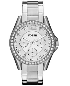 Fossil Women's Riley Stainless Steel Bracelet Watch 38mm ES3202