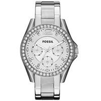 Fossil Women's Riley 38mm Stainless Steel Bracelet Watch (ES3202)