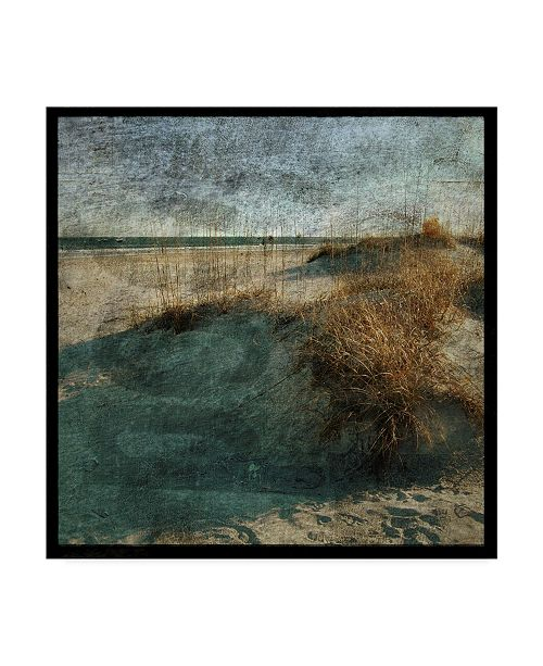 "Trademark Global John W. Golden 'Wrightsville Dunes' Canvas Art - 24"" x 24"""