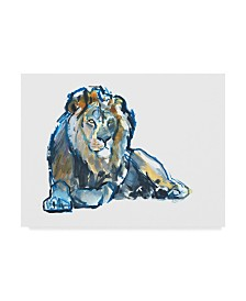 "Mark Adlington 'Lion' Canvas Art - 24"" x 32"""