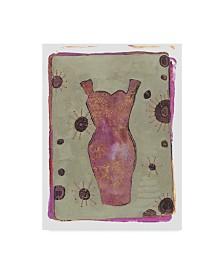 """Maria Pietri Lalor 'Wardrobe Sunny Day' Canvas Art - 35"""" x 47"""""""