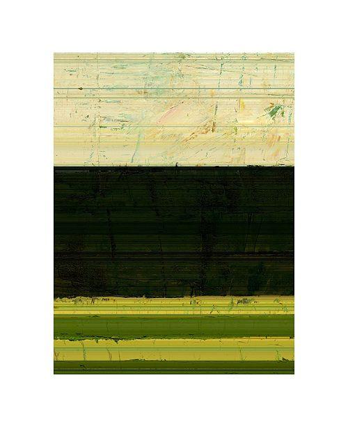 "Trademark Global Michelle Calkins 'Landscape II' Canvas Art - 24"" x 18"""