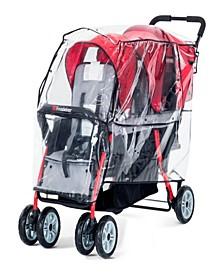 Trio Sport Stroller Rain Cover