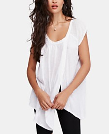 Free People Keep It Casual T-Shirt