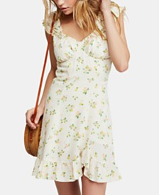 Free People Like A Lady Printed Mini