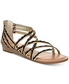 Amara 6 Flat Sandals