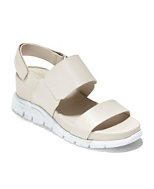 Cole Haan Zerogrand Wedge Sandals