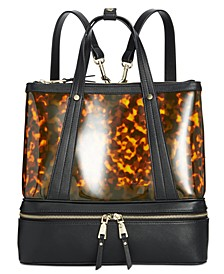 INC Clear Convertible Backpack, Created for Macy's