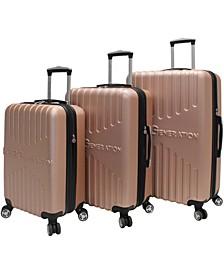 Signature 3-Piece Hardside Spinner Luggage Set