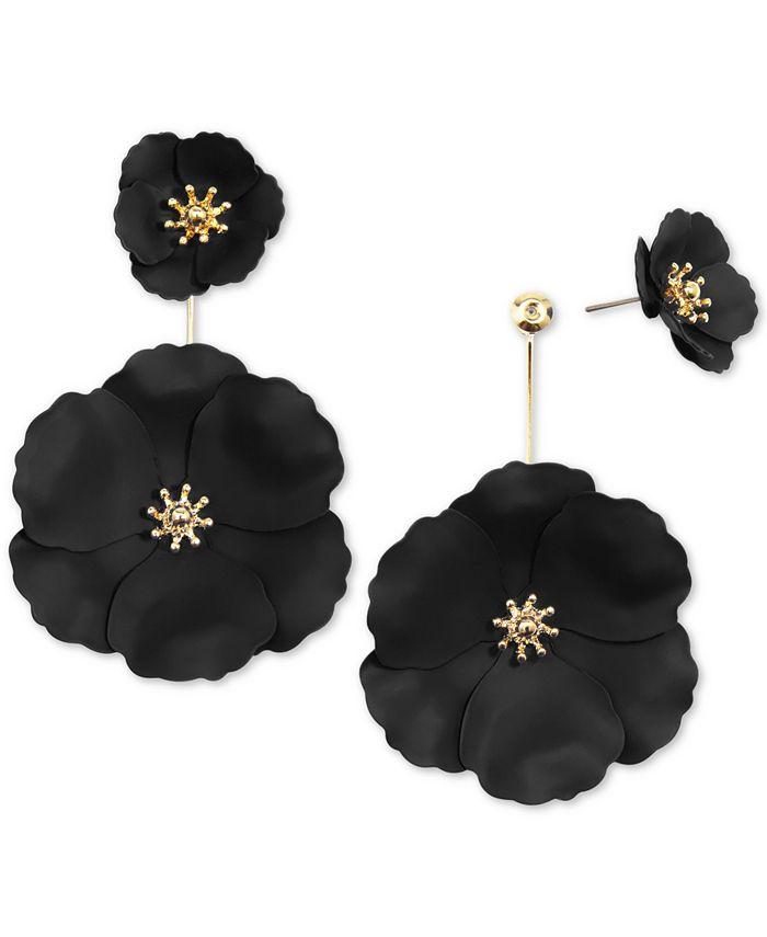 Zenzii - Flower Power Drop Earrings