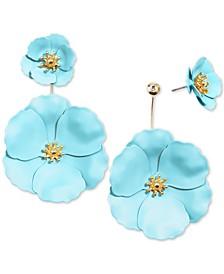 Flower Power Drop Earrings