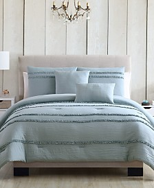 Odessa Blush 4-Pc. Twin/Twin XL Comforter Set