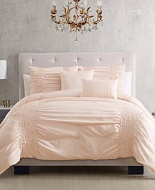 Amalina 5-Pc. King Comforter Set, Created for Macy's