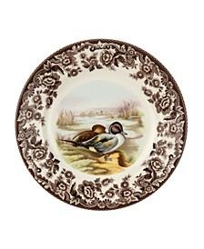 Woodland Pintail Salad Plate