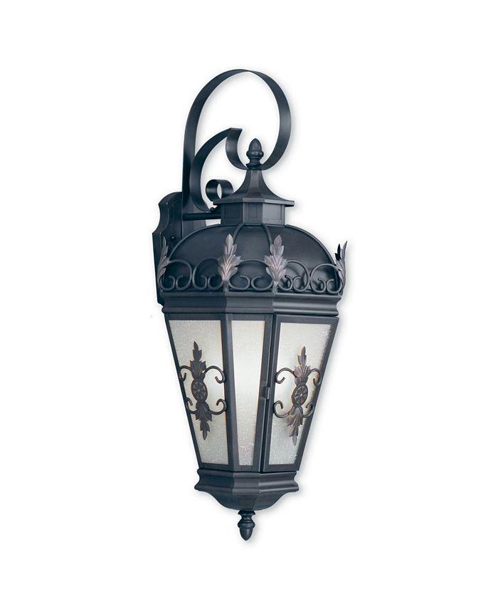 Livex - Berkshire 3-Light Outdoor Wall Lantern