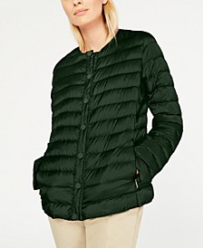 Maura Quilted Puffer Coat