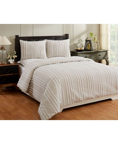 Better Trends Winston Full/Queen Comforter Set