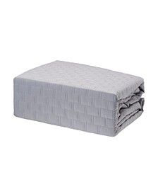 Quilted Coverlet, Queen Long