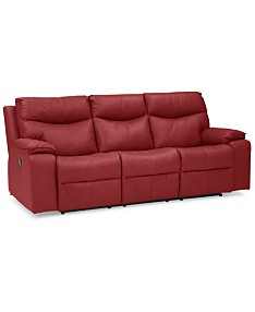 Red Power Reclining Sofas & Couches - Macy\'s