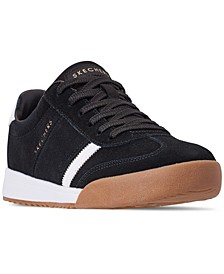 Women's Zinger 2.0 - The White Stripe Casual Sneakers from Finish Line