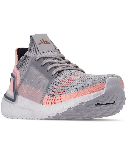4a0c4a2bf ... adidas Women s UltraBOOST 19 Running Sneakers from Finish Line ...