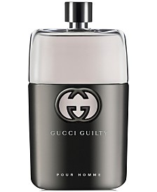 Gucci Men's Guilty Pour Homme Eau de Toilette, 6.7-oz, Created For Macy's