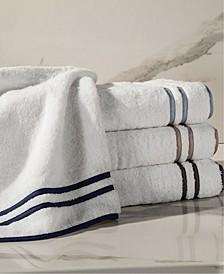 Ribbons Turkish Terry Fingertip Towel