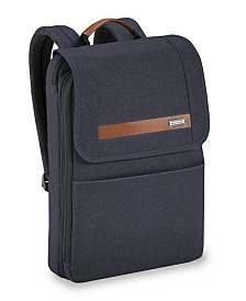 Briggs & Riley Kinzie Street 2.0 Slim Expandable Backpack