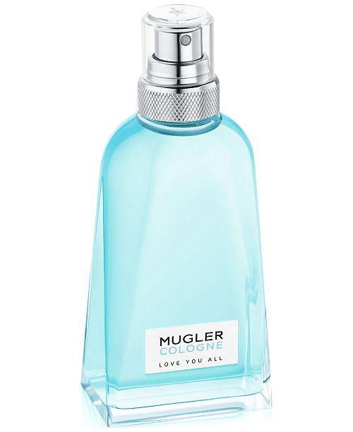 Mugler Love You All Eau de Toilette Cologne, 3.3-oz.