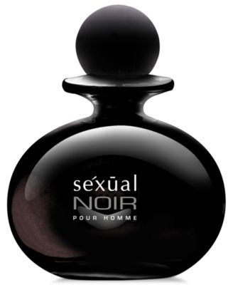 Men's sexual Noir Pour Homme Eau de Toilette Spray, 2.5 oz - A Macy's Exclusive
