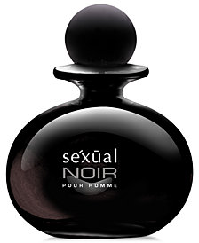 Michel Germain Men's sexual Noir Pour Homme Eau de Toilette Spray, 2.5 oz - A Macy's Exclusive