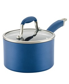 Anolon Advanced Home Hard-Anodized Nonstick 2-Qt. Saucepan