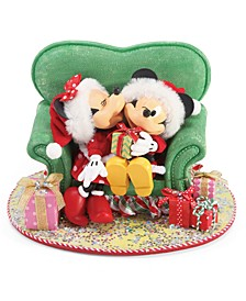 Possible Dreams Santa Minnies Perfect Gift Figurine