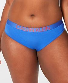 Calvin Klein Women's Plus Size Statement 1981 Bikini QF5492