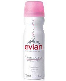 Buy an Mineral Water Facial Spray, 10 oz and receive a 1.7 oz Facial Spray for FREE!