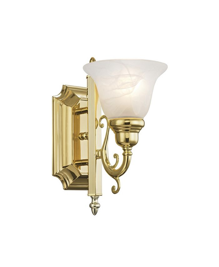 Livex - French Regency 1-Light Bath Vanity Fixture