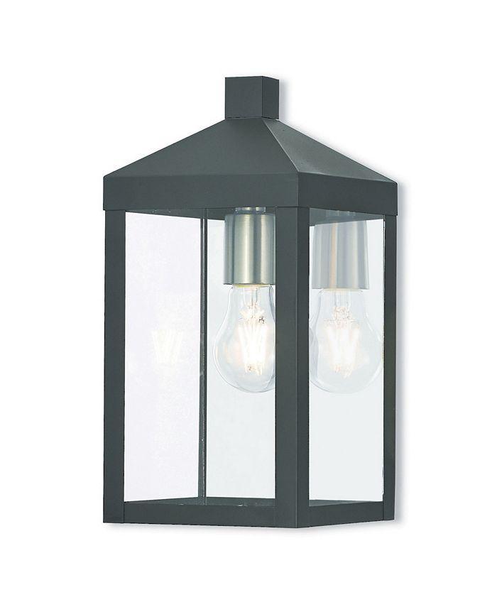 Livex - Nyack 1-Light Large Outdoor Wall Lantern