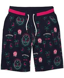 """Born Fly Men's Shady Palm 13"""" Shorts"""