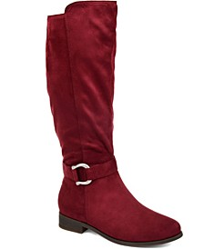 Women's Comfort Cate Wide Calf Boot