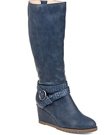 Women's Wide Calf Garin Boot
