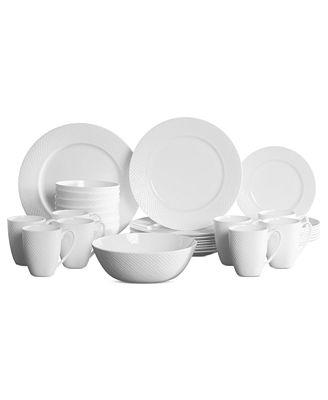 Mikasa Dinnerware, Stanton 34 Piece Set