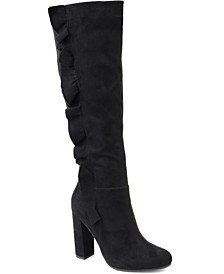 Women's Extra Wide Calf Vivian Boot
