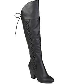 Women's Wide Calf Spritz-P Boot