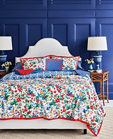 Cottage Cove Day Lily 4-Pc. Twin/Twin XL Comforter Set