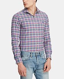 Men's Big & Tall Classic Fit Performance Shirt
