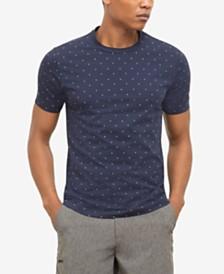 Kenneth Cole New York Men's Star Print T-Shirt