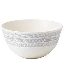 Vera Wang Wedgwood Dinnerware, Simplicity Cream Soup/Cereal Bowl