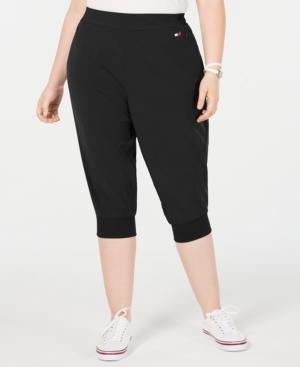 Tommy Hilfiger Sport Plus Cropped Jogger Pants