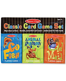 Kids Toys, Classic Card Game Set