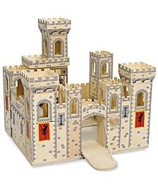 Kids Toys, Folding Medieval Castle